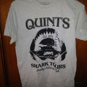 Jaws Quints men's t-shirt